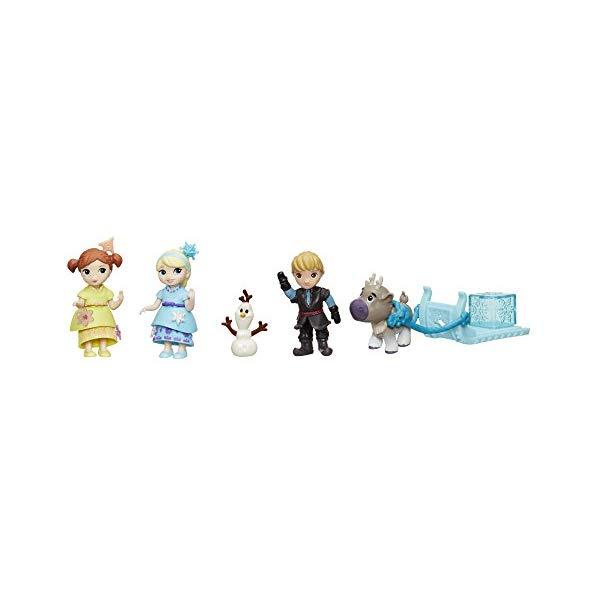 アナと雪の女王2 おもちゃ 人形 ドール フィギュア ディズニー Disney Frozen Little Kingdom Toddler Collection