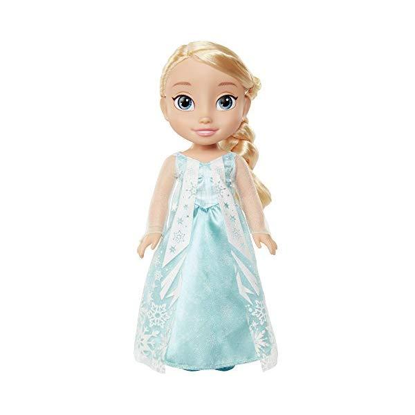 アナと雪の女王2 エルサ おもちゃ 人形 ドール フィギュア ディズニー Frozen Disney Toddler Elsa Doll