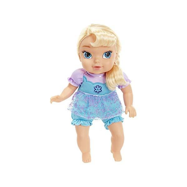 アナと雪の女王2 エルサ おもちゃ 人形 ドール フィギュア ディズニー Disney Frozen Deluxe Elsa Baby Doll