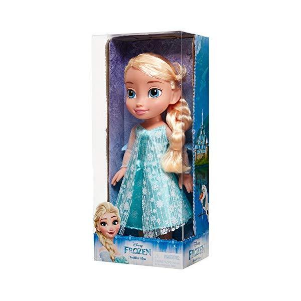 アナと雪の女王2 エルサ おもちゃ 人形 ドール フィギュア ディズニー Disney 039897989211 Frozen Elsa Toddler Doll, Blue