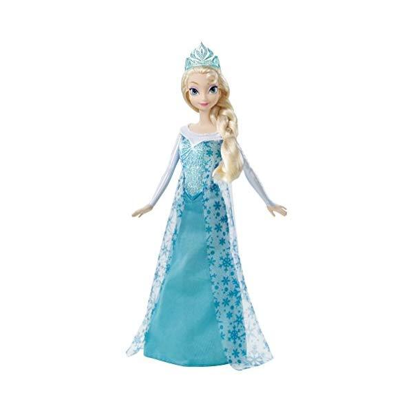 アナと雪の女王2 エルサ おもちゃ 人形 ドール フィギュア ディズニー Mattel Disney Frozen Sparkle Princess Elsa Doll