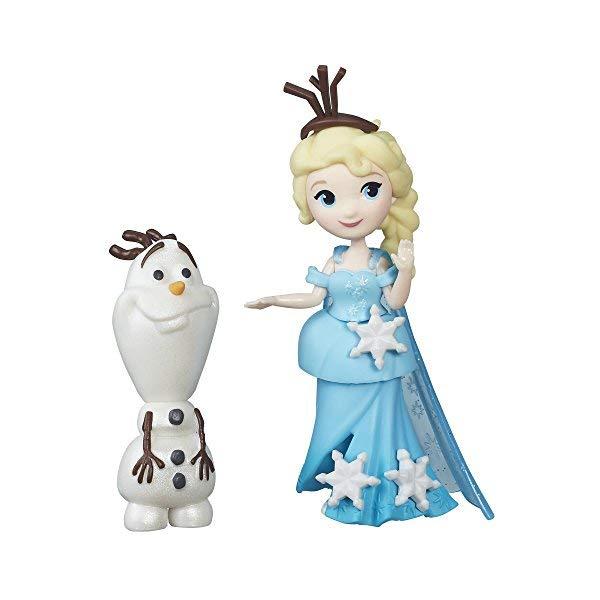 アナと雪の女王2 エルサ オラフ おもちゃ 人形 ドール フィギュア ディズニー Disney Frozen Little Kingdom Elsa Olaf