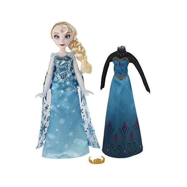 アナと雪の女王2 エルサ おもちゃ 人形 ドール フィギュア ディズニー Disney Frozen Coronation Change Elsa