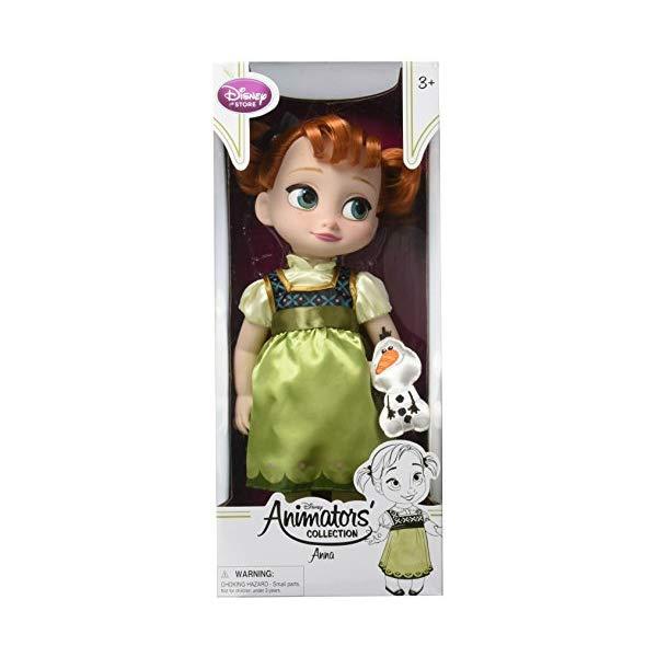 アナと雪の女王2 アナ オラフ アニメーターズ コレクション おもちゃ 人形 ドール フィギュア ディズニー Disney Exclusive Animator's Collection Frozen Anna Toddler Doll Holding Olaf 2015 Edition