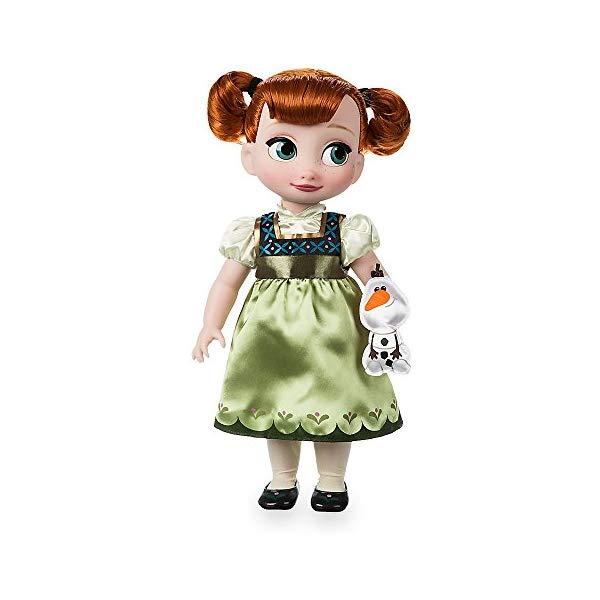 アナと雪の女王2 アナ おもちゃ 人形 ドール フィギュア ディズニー Disney Animators' Collection Anna Doll Frozen 16 Inch