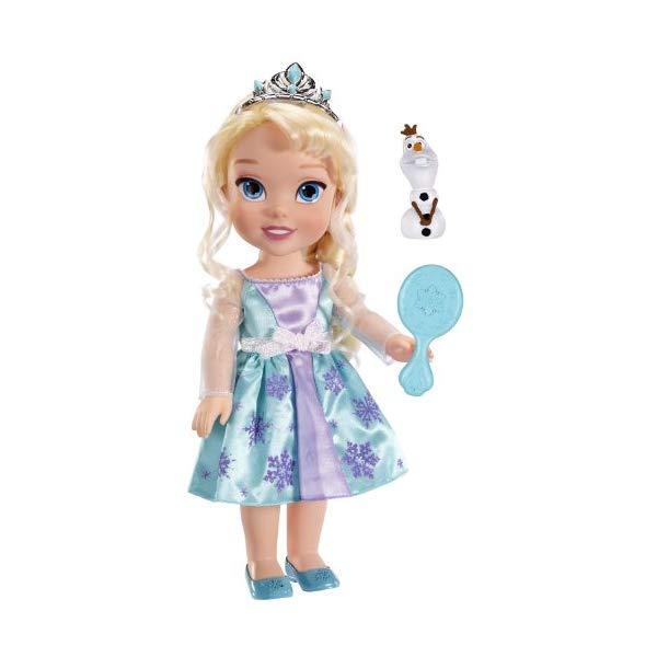 アナと雪の女王2 エルサ おもちゃ 人形 ドール フィギュア ディズニー  アナと雪の女王2 エルサ おもちゃ 人形 ドール フィギュア ディズニー Disney Frozen Elsa Toddler Doll- Pre-Movie Release