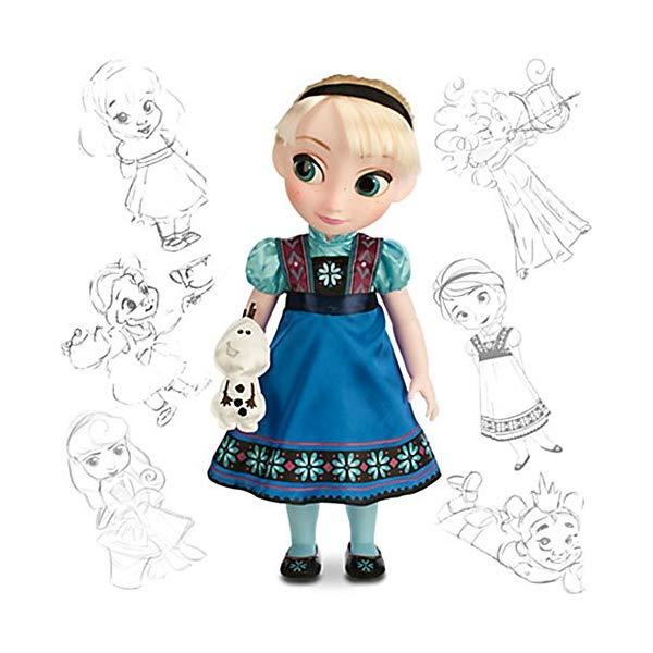 アナと雪の女王2 エルサ オラフ アニメーターズ コレクション おもちゃ 人形 ドール フィギュア ディズニー Frozen Disney Animators Collection Elsa 16