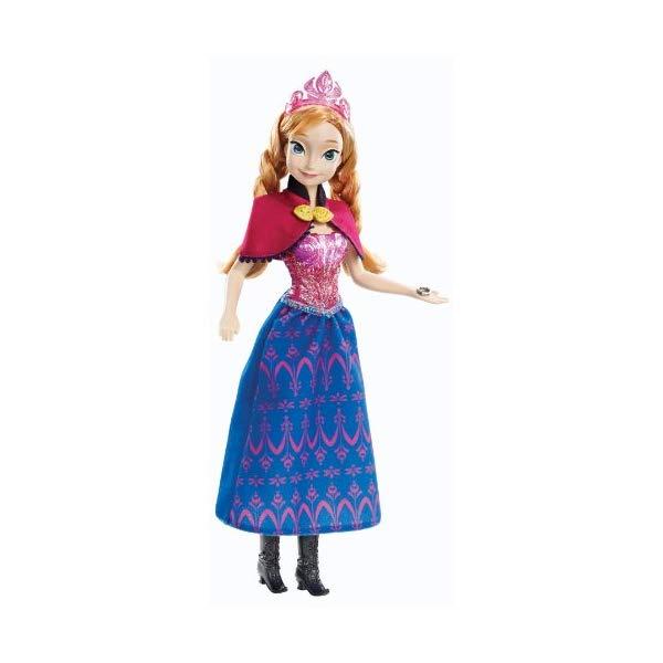 アナと雪の女王 アナ 歌う 光る おもちゃ 人形 ドール フィギュア ディズニー Disney Frozen Musical Magic Anna Doll