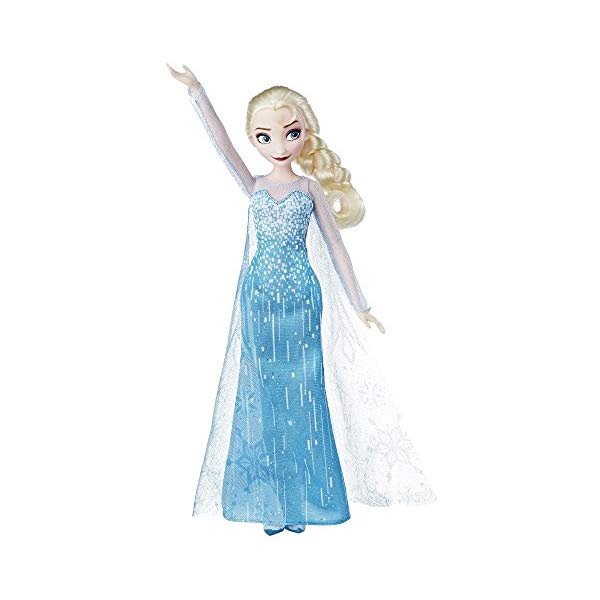 アナと雪の女王2 エルサ おもちゃ 人形 ドール フィギュア ディズニー Disney Frozen Classic Fashion Elsa