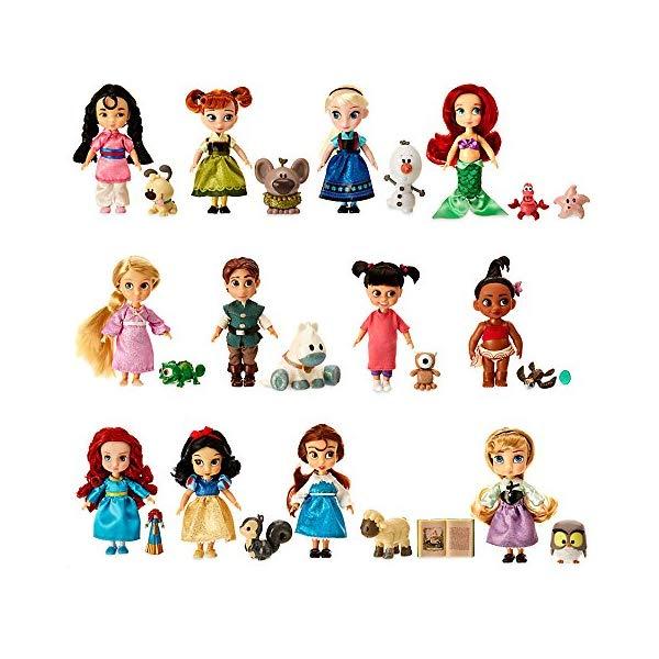 ディズニープリンセス アニメーターズ コレクション ミニ セット アナと雪の女王2 おもちゃ 人形 ドール フィギュア  ディズニープリンセス アニメーターズ コレクション ミニ セット アナと雪の女王2 おもちゃ 人形 ドール フィギュア Disney Animators' Collection Mini Doll Gift Set