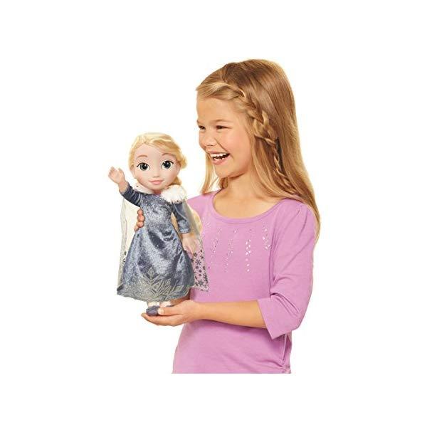 アナと雪の女王2 エルサ おもちゃ 人形 ドール フィギュア ディズニー Frozen Disney Holiday Deluxe Elsa Doll