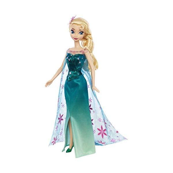 アナと雪の女王2 エルサ おもちゃ 人形 ドール フィギュア ディズニー Disney Frozen Fever Birthday Party Elsa Doll (Discontinued by manufacturer)
