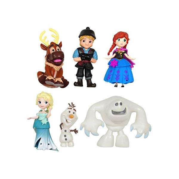 アナと雪の女王2 おもちゃ 人形 ドール フィギュア ディズニー Disney Frozen Little Kingdom Frozen Friendship Collection characters Ages and up