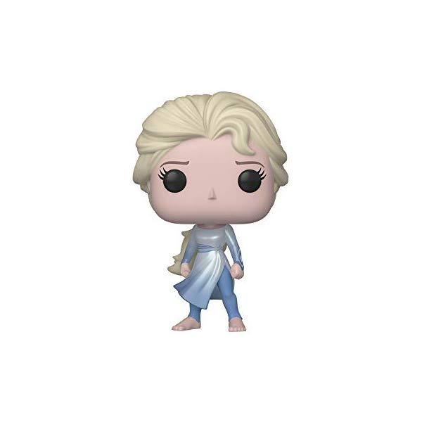 アナと雪の女王2 エルサ ファンコ ポップ フィギュア 人形 ドール おもちゃ グッズ Funko Pop! Disney Frozen 2 Elsa (Dark Sea) Exclusive