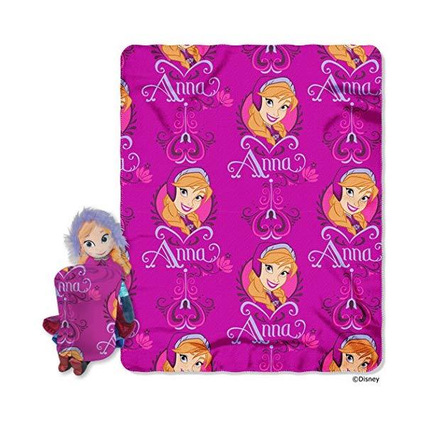 アナと雪の女王2 アナ 枕 フリース ブランケット グッズ Disney Frozen,