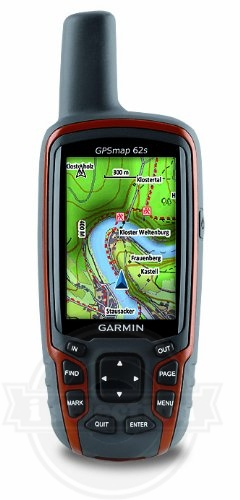 芸能人愛用 【GARMIN(ガーミン) GPSmap 英語版】 Garmin GPSmap Garmin 62S 英語版】, 大船渡市:b2a9969d --- business.personalco5.dominiotemporario.com