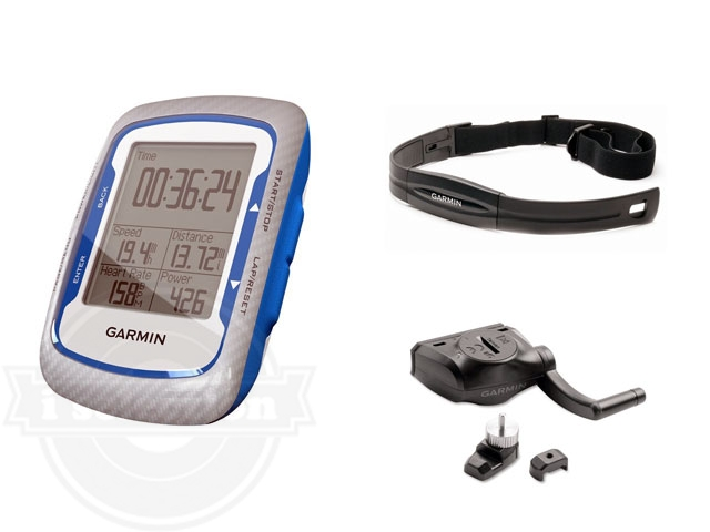 【GARMIN ガーミン Edge 500 エッジ 500 Cadence & Heart Rate ハートレート付属】