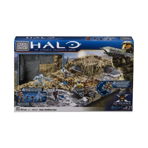 メガブロック ヘイロー Megabloks Halo Battlescape