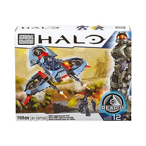 メガブロック ヘイロー Mega Bloks Halo UNSC Light Assault VTOL