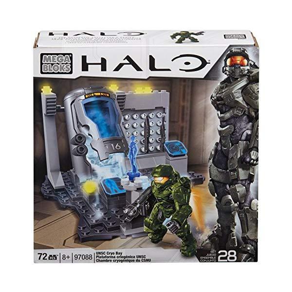 メガブロック ヘイロー Mega Bloks Halo - UNSC Cryo Bay