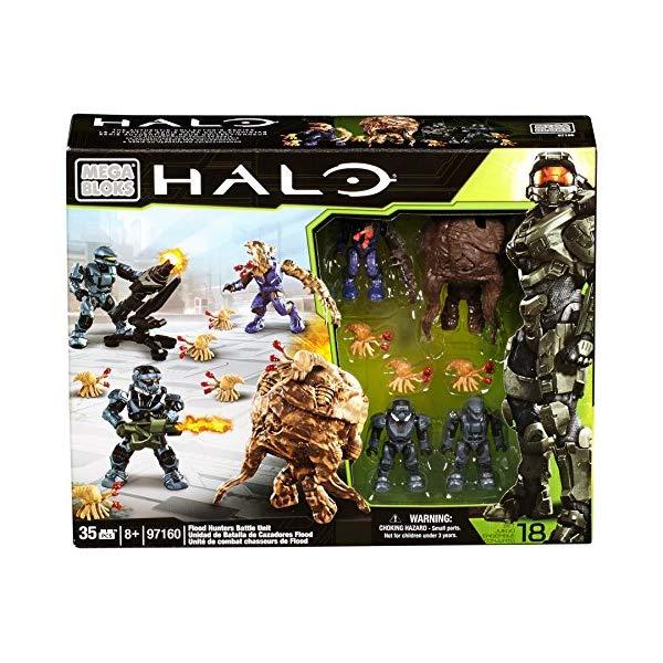 メガブロック ヘイロー Mega Bloks Halo Flood Hunters Battle Unit