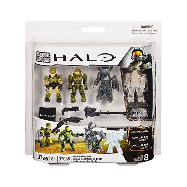 メガブロック ヘイロー Mega Bloks, Halo, Brute Battle Unit (97085)