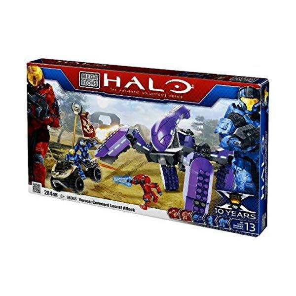 メガブロック ヘイロー Mega Bloks Halo Anniversary Versus Covenant Locust Attack