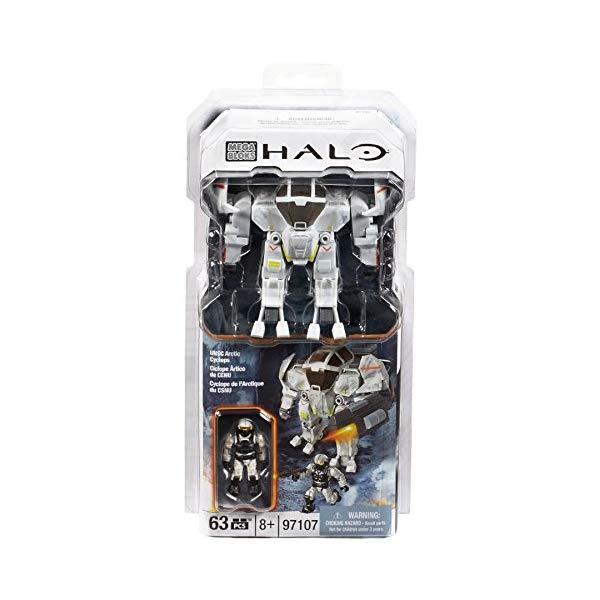 メガブロック ヘイロー Mega Bloks Halo Arctic Cyclops