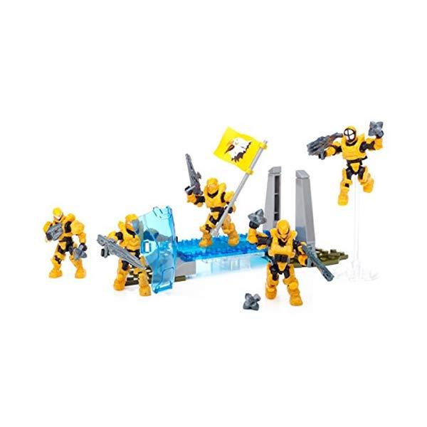 メガブロック ヘイロー Mega Bloks Halo UNSC Fireteam Eagle Building Kit