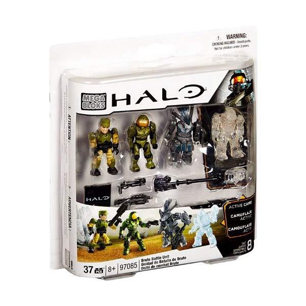 メガブロック ヘイロー 2013 Halo Mega Bloks Set #97085 Brute Battle Pack [Combat Unit]