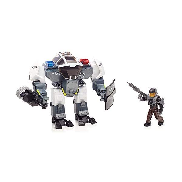 メガブロック ヘイロー Mega Bloks Halo Sector 12 Police Cyclops Set