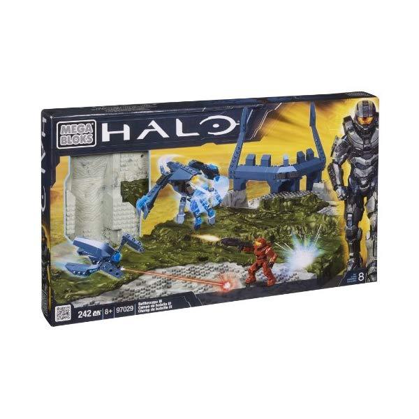 メガブロック ヘイロー Mega Bloks Halo Battlescape III