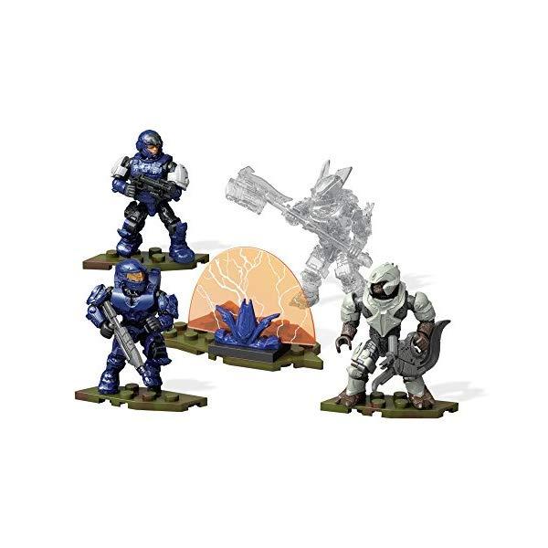 メガブロック メガコンストラックス ヘイロー Mega Construx Halo UNSC Brute Skirmish Building Set