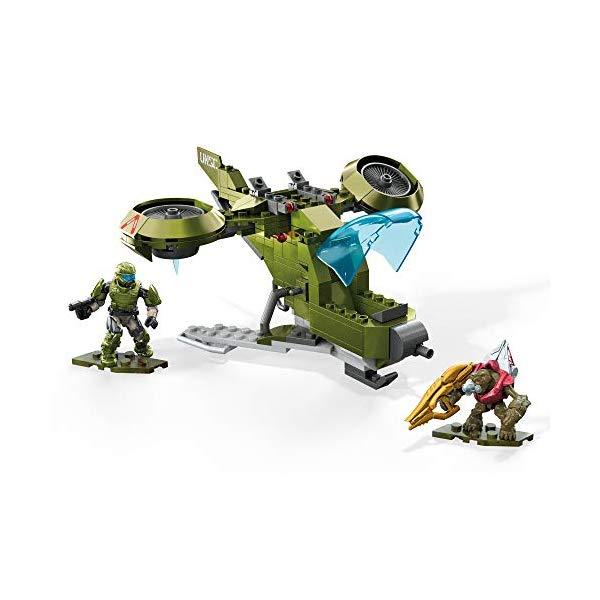 メガブロック メガコンストラックス ヘイロー Mega Construx Halo UNSC Hornet Blitz