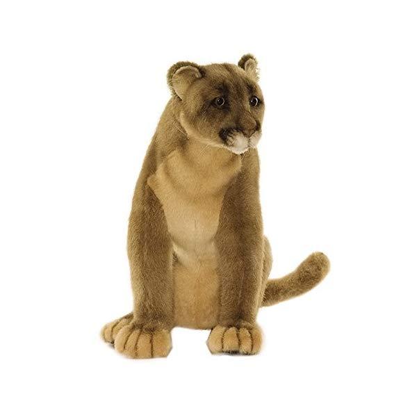 ハンサ ピューマ クーガー 9.5インチ Sitting Puma 9.5