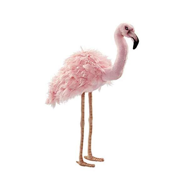ハンサ フラミンゴ ぬいぐるみ Hansa Flamingo Plush