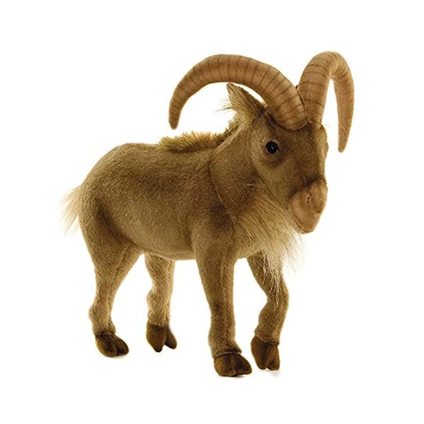 ハンサ ヤギ 山羊 ぬいぐるみ 16インチ Hansa Mountain Goat 16
