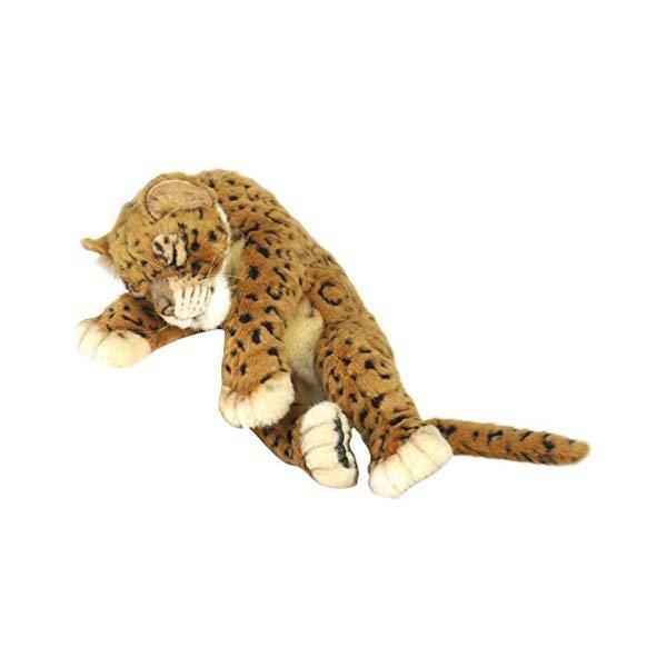 ハンサ ヒョウ 豹 子供 ぬいぐるみ 16インチ Hansa Leopard Cub 16