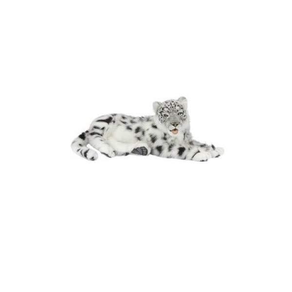 ハンサ スノーレパード ユキヒョウ ヒョウ 豹 Hansa 6999 Snow Leopard, Laying