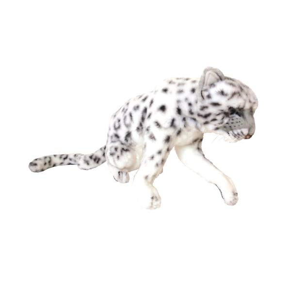 ハンサ スノーレパード ユキヒョウ ヒョウ 豹 ぬいぐるみ Hansa Snow Leopard Plush