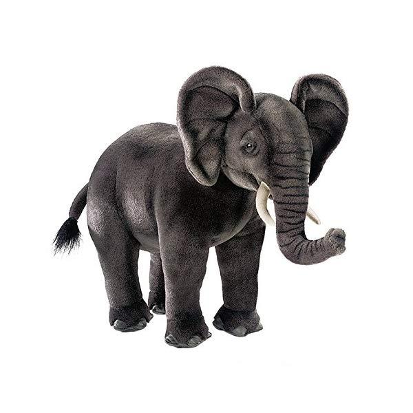 ハンサ ゾウ 象 17インチ ぬいぐるみ Hansa African Elephant 17