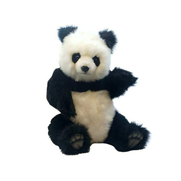 ハンサ パンダ 15インチ ぬいぐるみ Hansa Panda 15