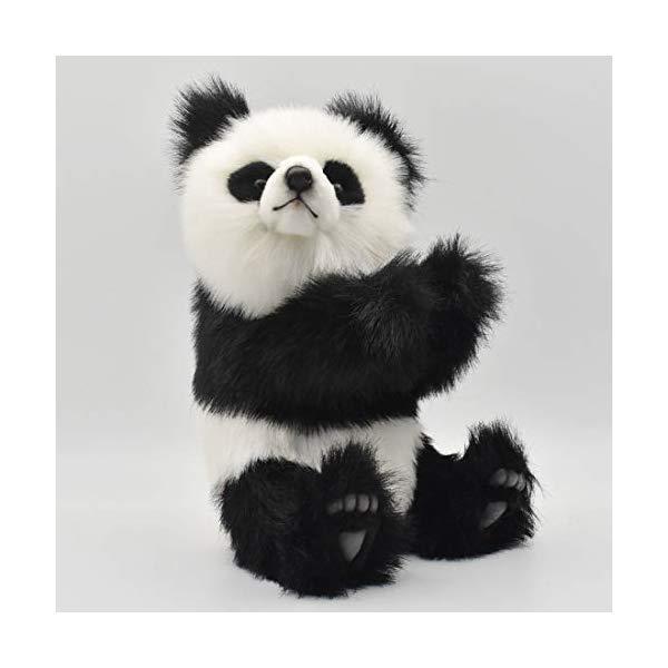 ハンサ パンダ 子供 ぬいぐるみ Hansa Mei Ling The Panda Cub Plush