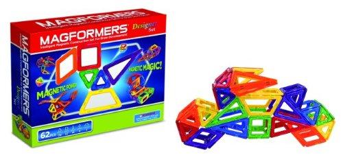 超高品質で人気の マグフォーマー ブロック パズル ブロック 62ピース Building Magformers Magnetic Building Set Construction Set - 62 Piece Designer Set, クレールオンラインショップ:3d286fb4 --- bibliahebraica.com.br