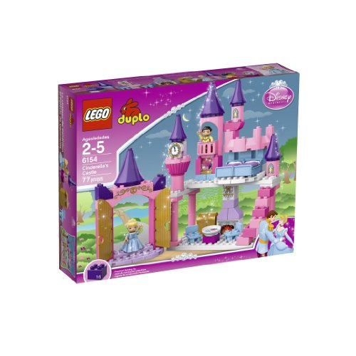LEGO DUPLO レゴ デュプロ 6154 ディズニー プリンセス Disney Princess Cinderella's Castle