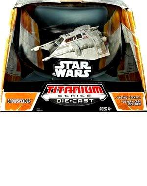 ハスブロ スターウォーズ チタニウムシリーズ ウルトラスノースピーダー Titanium Series Star Wars Ultra Snowspeeder