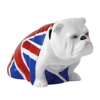 Royal Doulton ロイヤルドルトン ブリティッシュ ブルドッグ ジャック British Bulldog Jack, 3.75