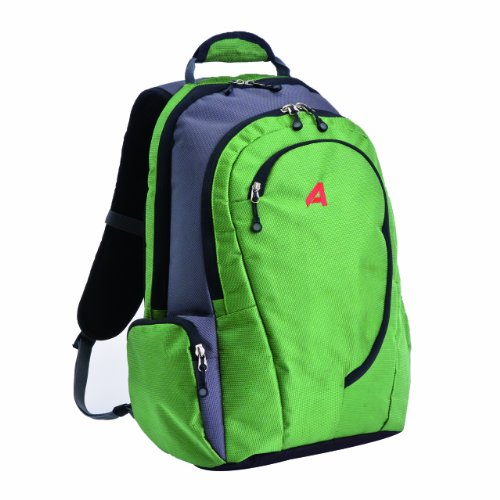 最新作 Athalon Luggage Luggage Computer Backpack コンピューターバックパック, Backpack Green, Grass Green, One Size, 松島町:cc51f2e1 --- hortafacil.dominiotemporario.com