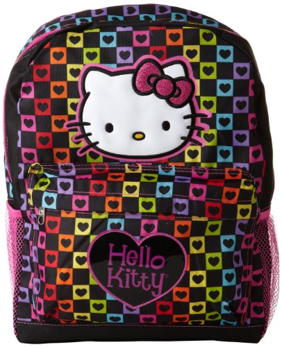 Sanrio ハローキティ バックパック Hello Kitty Large Backpack 16インチ