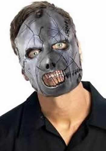 Rubies ルービーズ コスチューム スリップノット お面 マスク コスチューム ハロウィン Costume Co Men's Slipknot Paul Mask Multicoloured One Size